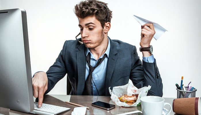 employee stress level in it sector Conducted on 133 employees of private sector's universities in karachi that are providing education organizations can reduce the level of stress on employees by.